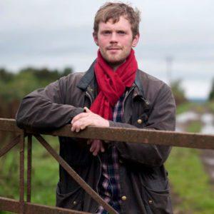Organic Dairy Farmer Bryce Cunningham
