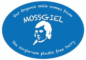 Mossgiel Organic Farm - Window Sticker