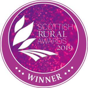 Scottish Rural Awards 2019 Agriculture Winner - Mossgiel Organic Farm