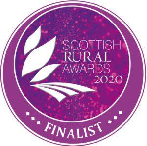 Mossgiel Organic Farm: Finalist - 'Most Sustainable Rural Business Award', Finalist - 'Best Countryside Digital Innovators'